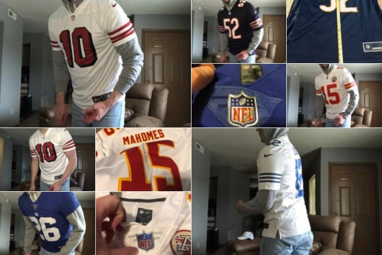 Buying Guide: Best NFL Jersey to Buy (We Own and Review Them ...
