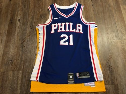 low priced 26d8b 00b23 NBA Mitchell and Ness Swingman Jersey Review (How Mine Fits ...
