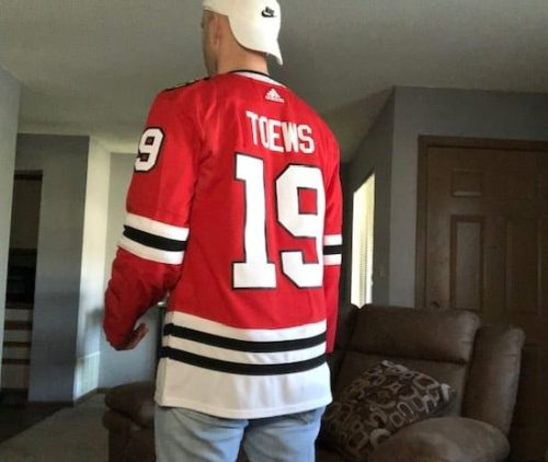NHL Jersey Sizing by Height (guide w/ photos) – Sports Fan Focus