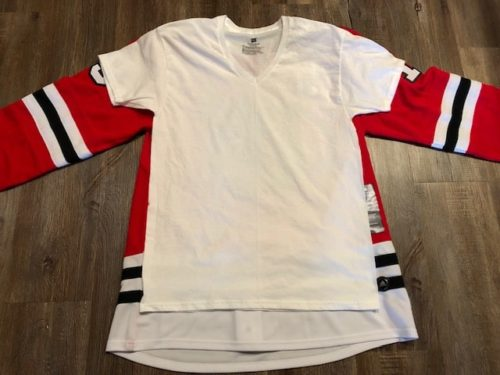 Adidas Authentic Nhl Jersey Review How Mine Fits W Pics Sports Fan Focus