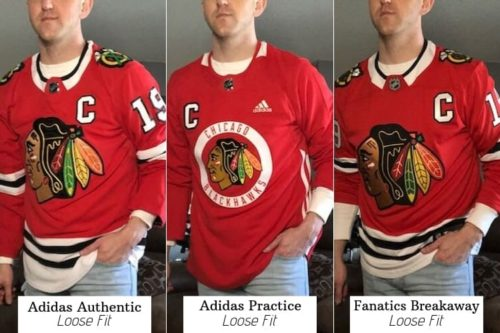 who makes the official nhl jerseys